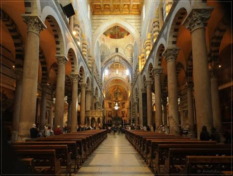 Romanesque Interior Design by Romanesque Architecture Italy Interior Of Cathedral Of