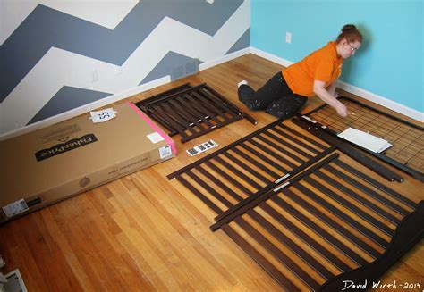 how to put together a baby crib