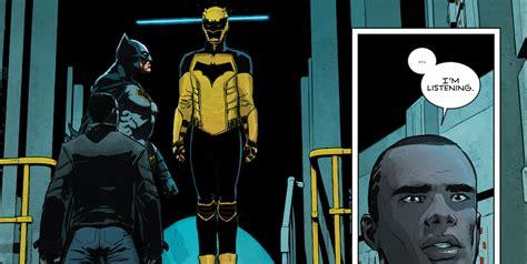 Family Batman Gold Foil Ds4519 batman rebirth reveals the s new sidekick