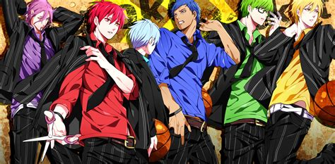 kurokos basketball manga  anime background animewpcom