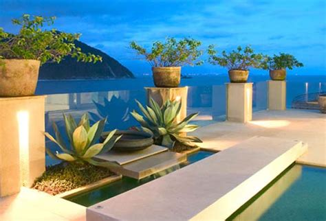 Bamboo Kitchen Design Pool Garden Design By Ana Maria Vieira Santos