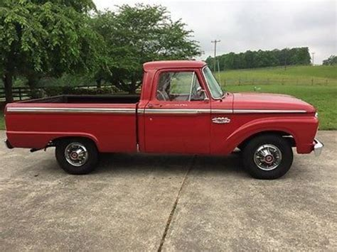 1965 Ford F100 by 1965 Ford F100 For Sale 121 Used Cars From 1 965