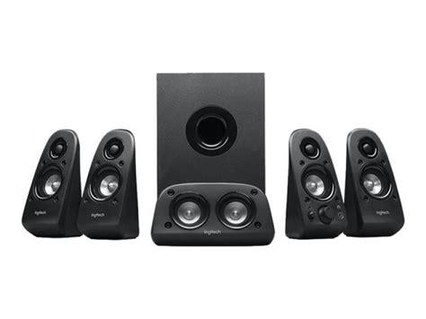 Speaker Logitech 5 1 Z506 Terlaris logitech z506 5 1 surround sound speakers 75w rms ebuyer