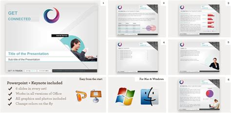 great looking powerpoint templates microsoft powerpoint templates and keynote templates inkd
