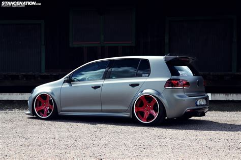 custom vw golf r sucksqueezebangblow custom golf r