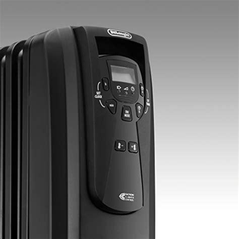 Delonghi Kenwood 3507k Filled Radiator Heater by Delonghi Ew7507eb Filled Radiator Heater Black 1500w