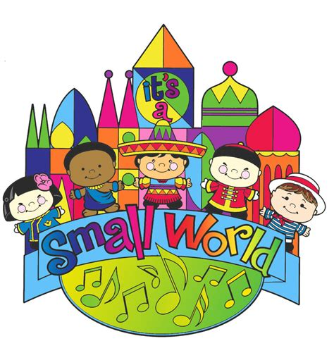 disneyland clipart disneys small world clipart