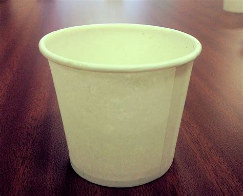 A Paper Cup - disposable cup