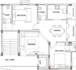 House Floor Plan by Gulmohar City Kharar Mohali Chandigarh Home Plan