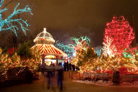 12 Tips For Making The Most Of Lincoln Park Zoo S Annual Lincoln Park Zoo Festival Of Lights