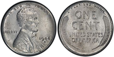 the 1943 steel cent
