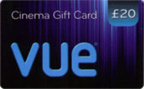 Vue Gift Card - untitled document www vouchers4charity org uk