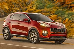 2017 kia sportage test review ex and sx turbo