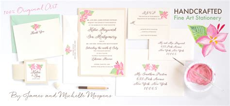 Unique Custom Wedding Invitations by Custom Invitations Unique Wedding Invitations Watercolor