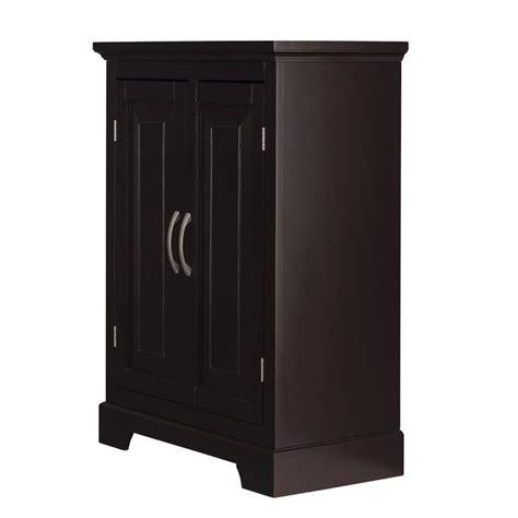 door floor cabinet door floor cabinet in espresso elg 611