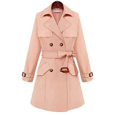 44260 Pink Winter Relax S M L Dress plus coats pink jacket casual warm coat lapel