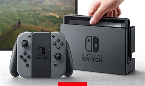 nintendo gaming console switch is nintendo s next console