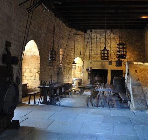 Kitchen Castle by Castle Beynac Kitchen Inside Historic Castles