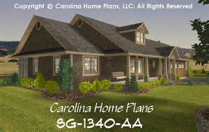 small craftsman style house plan sg 1340 sq ft