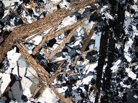 Calcite In Thin Section by Minerals Panda Geoscience Limited