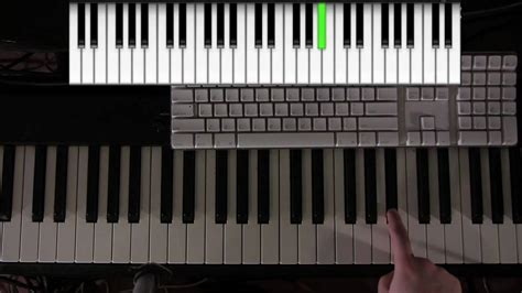 tutorial piano eminem piano tutorial quot we made you quot eminem youtube