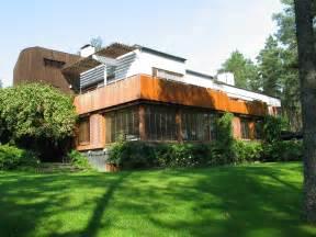 Dwellings Interior Design Villa Mairea By Alvar Aalto 002 Ideasgn