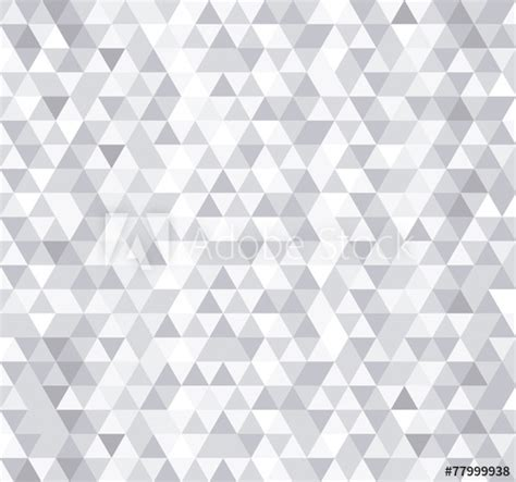 triangle hatch pattern white triangle tiles seamless pattern vector background