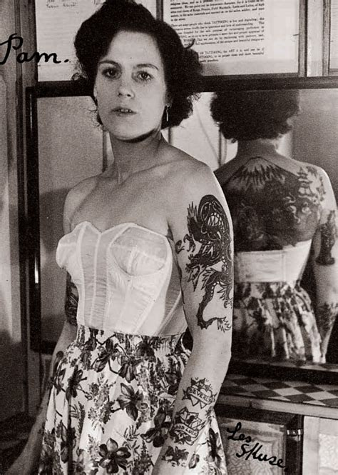 1950s tattoos 14 truly awesome photos of tattoos throughout history