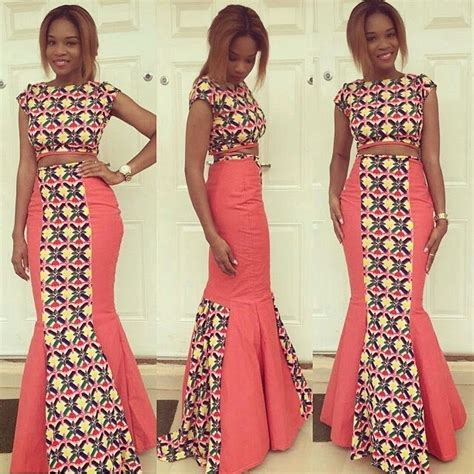 latest nigeria ankara style blouse and skirt latest ankara skirt and blouse styles in nigeria 2016