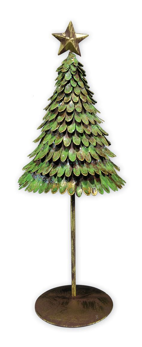 14 quot christmas tree statue northpoledecor com