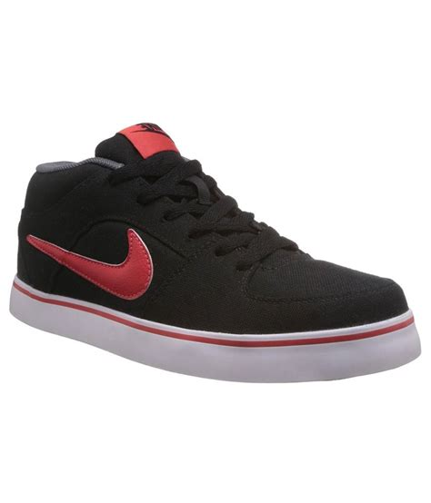 casual nike sneakers nike black casual shoes price in india buy nike black