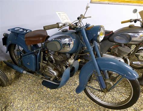 Oldtimer Motorrad Peugeot by Peugeot 55tcl Baujahr 1954 1 Zyl Motor Mit 125ccm Vmax