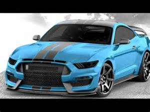 2017 2018 shelby gt mustang exhaust note youtube