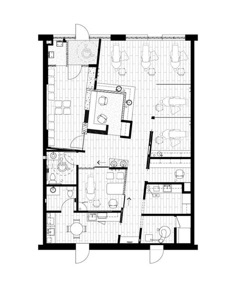 floor plan of dental clinic 1000 ideas about office floor plan on pinterest office