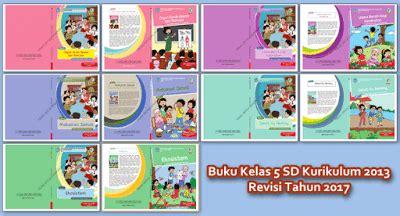Buku Teks Tematik Terpadu Tema Sehat Itu Penting Untuk Sd Mi Kelas V buku tematik kelas 5 tema ekosistem kurikulum 2013 revisi