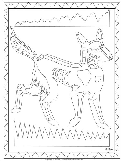 S Mac Coloring Pages by New Australian Outback Coloring Pages Desert Drawing
