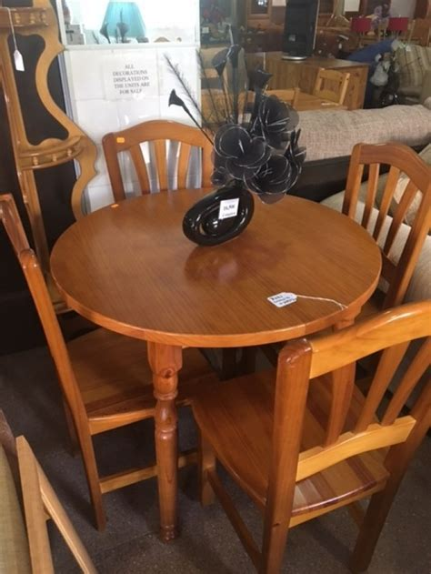 second hand kitchen table new2you furniture second hand tables chairs for the