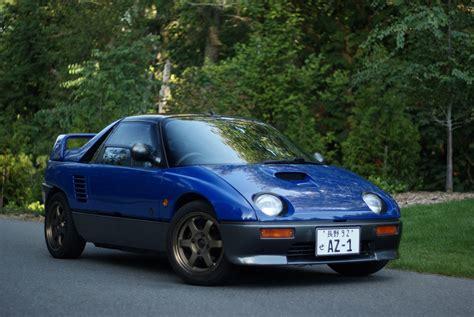 mazda autozam for sale 1992 autozam az 1 for sale on bat auctions sold for