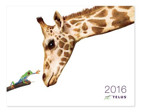 Calendrier Coupon Rabais Telus Obtenez Un Calendrier Telus 2016 Gratuitement