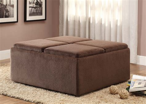 large upholstered ottoman coffee table upholstered ottoman coffee tables upholstered ottoman