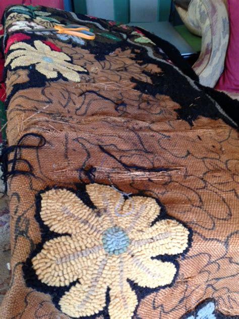 hooked rug repair nutting house antiques new paltz new york antique hooked rug restoration repair folk