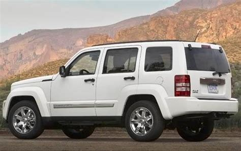 2011 jeep liberty limited 2011 jeep liberty towing capacity specs view