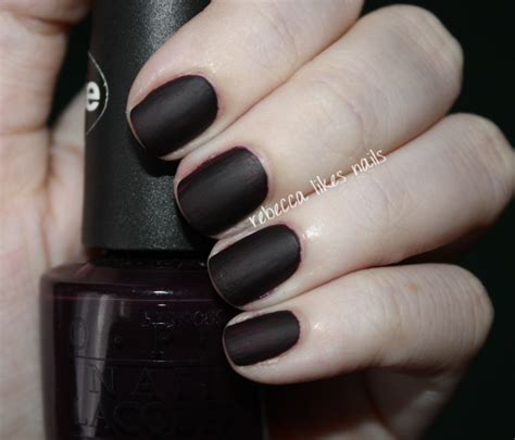 lincoln park after matte likes nails opi lincoln park after matte