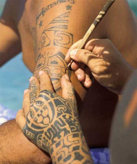 tahiti l isola dei tatuaggi