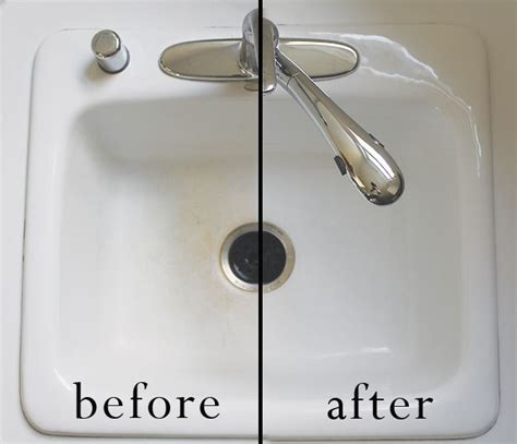 How To Clean White Porcelain Kitchen Sink Best 25 Cleaning Porcelain Sink Ideas On Porcelain Sink Clean White Sink And How