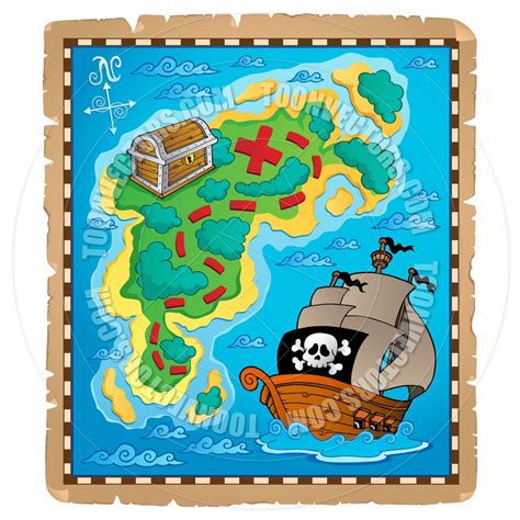 bettye s blue sea chest books pirate treasure map image search vbs ideas