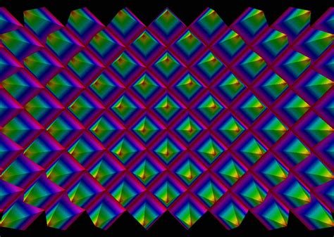 3d optical magic eye illusions stereograms 3d images on