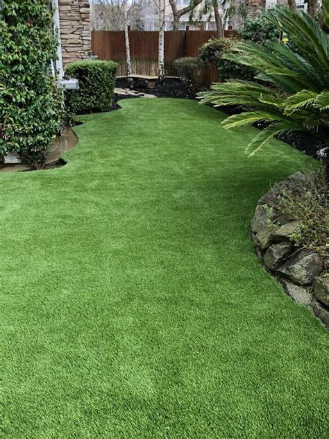 livermore synthetic grass backyard  greens
