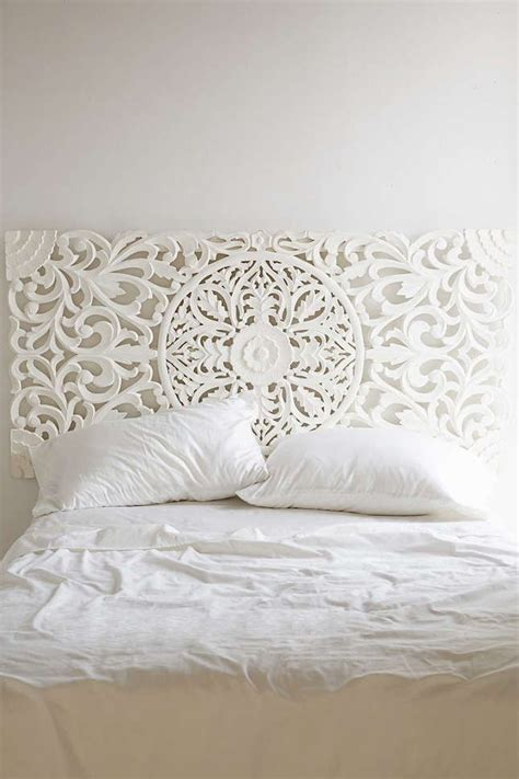 White Metal Headboard Best 25 White Metal Headboard Ideas On Headboards For Beds Gray Bedframe And Bed