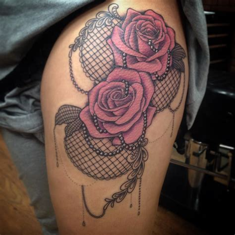 outer thigh tattoo 115 best thigh tattoos ideas for designs